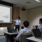 生徒の電子黒板活用法