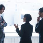 企業の会議でのプレゼンテーションに優れている